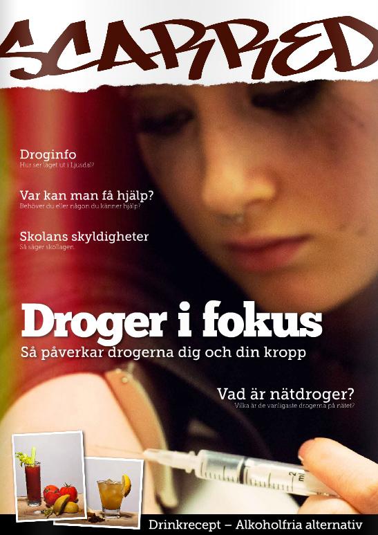 Stipendium Gav Tidning Om Droger Ljusdals Kommun